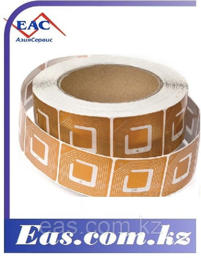 Защитная Этикетка 40*40 мм для замороженных продуктов