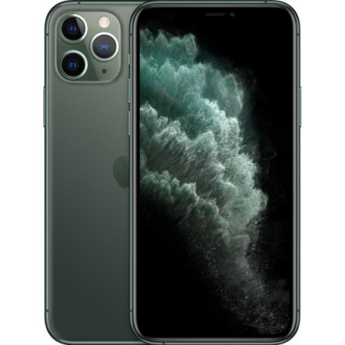 IPhone 11 Pro Max Dual Sim 64GB Green