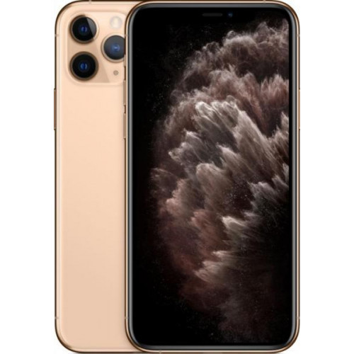 IPhone 11 Pro Max Dual Sim 64GB Gold