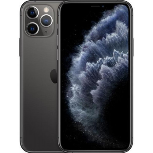IPhone 11 Pro Dual Sim 256GB Space Gray