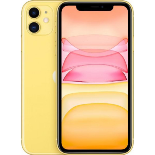 IPhone 11 Dual Sim 256GB Yellow