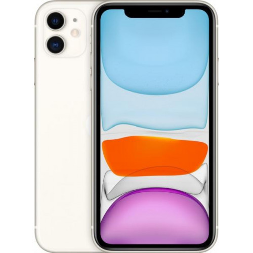 IPhone 11 Dual Sim 256GB White
