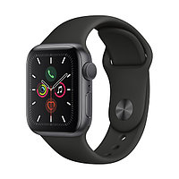 Apple Watch Series 5 40mm Space Grey, фото 1
