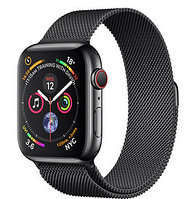 Apple Watch Series 5 44mm Space Black Milanese Loop