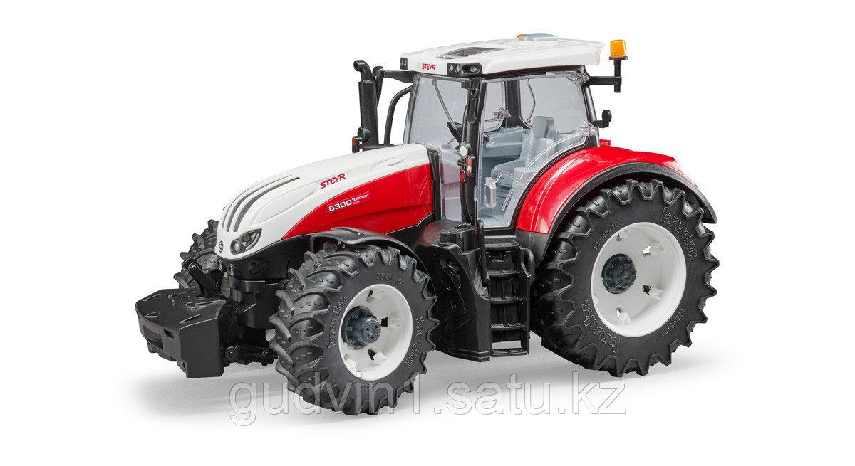Трактор Steyr 6300 Terrus CVT Артикул №03-180