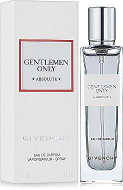 Givenchy Gentlemen Only Absolute edp 15ml