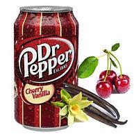 Dr.Pepper Cherry Vanilla Вишня - Ваниль 355ml США (12шт-упак)