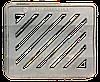Люк водоприемный легкий (ЛМ) на шарнире, нагрузка 25т., 400/400, Вес 18кг.