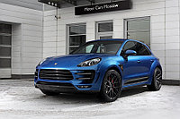 Обвес URSA by Top Car для Porsche Macan