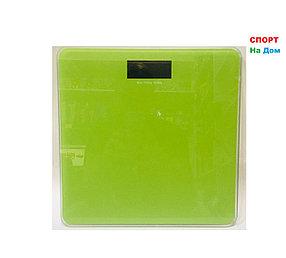 Весы напольные электронные Aote (цвет зеленый)