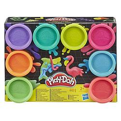 Hasbro Play-Doh  Плей-До 8 цветов