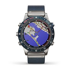 Смарт-часы Garmin MARQ Captain