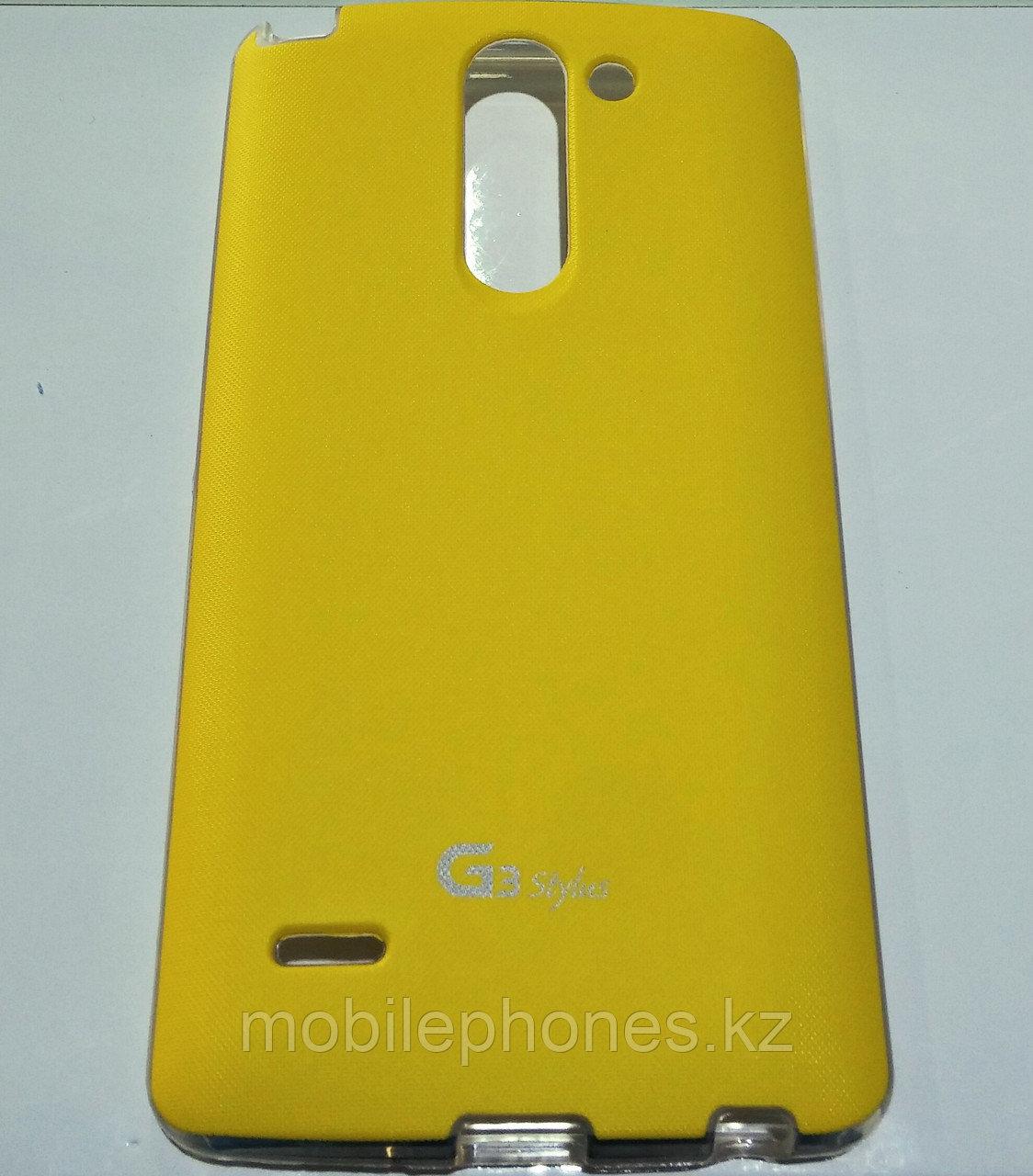 Чехол силикон LG G3 Stylus D690