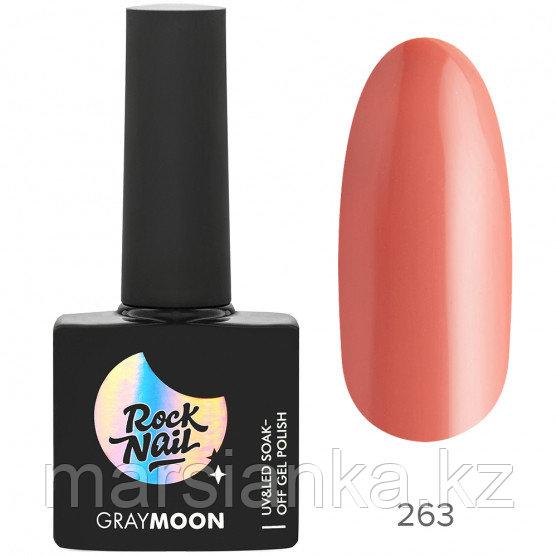 Гель-лак RockNail Gray Moon #263 Potion, 10мл