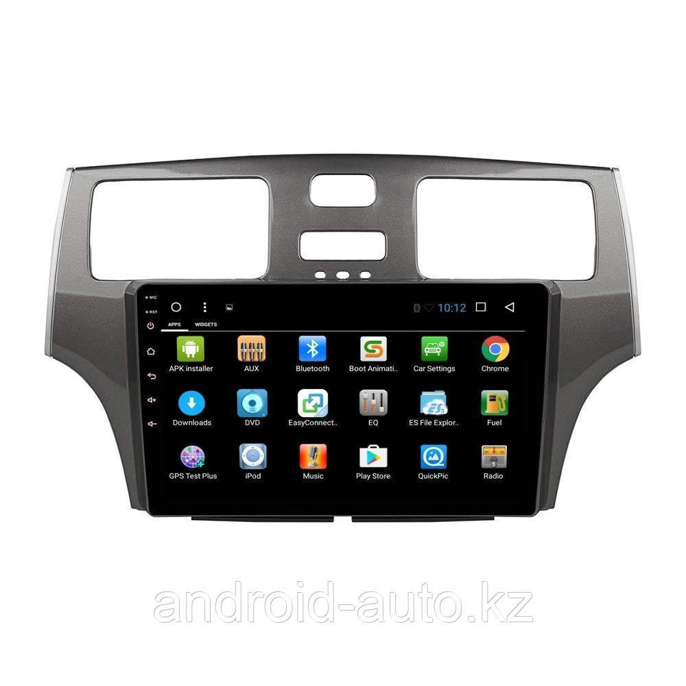 Штатная магнитола для Lexus ES300 Android - Autoline