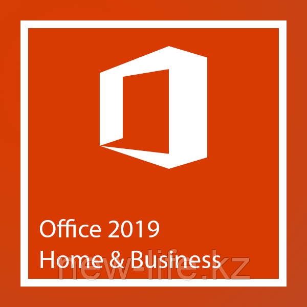 Microsoft Office 2019 Home and Business, е-key