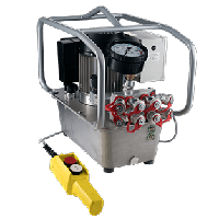 Гидравлический насос HYFLOW 115V/230V/380V, фото 1