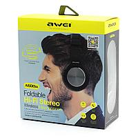 Наушники MP3/MP4 AWEI (A600BL) Bluetooth полноразмерные