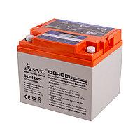 Гелевая аккумуляторная батарея SVC GLD1240 12В 40Ач, Размер в мм.:196*166*173