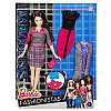 Barbie DTD96 Модница с одеждой, фото 3