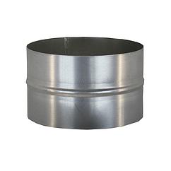 Ниппель для дымохода (430, t0.5) d200 L110(раструб)