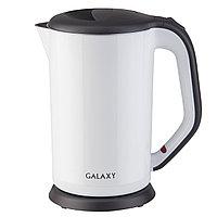 Чайник электрический с двойными стенками GALAXY GL0318 (коричневый), фото 2