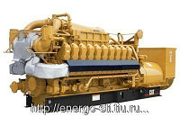 Газовый генератор Caterpillar CG132-8, Caterpillar CG132-12, Caterpillar CG132-16