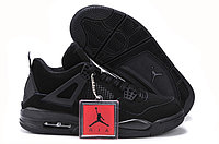 "Кроссовки Air Jordan 4(IV) ""Black Cat"" (36-47), фото 1"