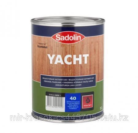Sadolin Yacht 90 глянец 2.5л