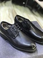 Зимняя кожаная обувь, фото 1