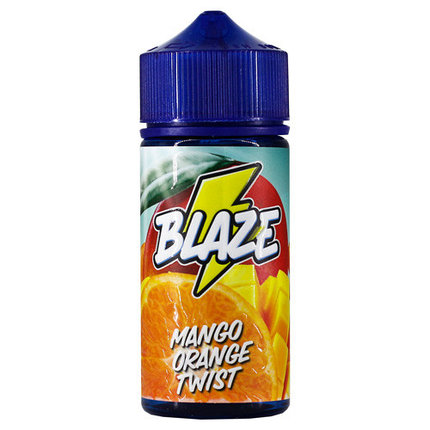 Blaze - Mango Orange Twist 100мл., фото 2