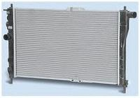 Радиатор охлаждения двигателя LUZAR  Nexia (94-) 15/18 MT