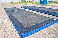 ДЕЗБАРЬЕР  200*200*6 см для дезинфекции колес транспорта, фото 1