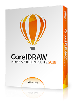 CorelDRAW Home & Student Suite 2019 ESD. Электронный ключ.
