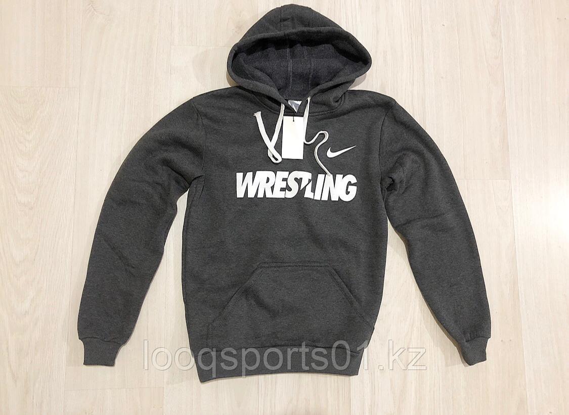Толстовка с капюшоном худи (Wrestling) с бесплатной доставкой