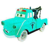 Cars 2 Тачки Мэтр зеленый музыкальный Extreem Speed Battery Operated Light and Music, фото 1