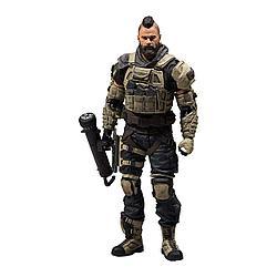 "Call Of Duty Коллекционная фигурка Донни ""Руин"" Уолш"