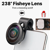 Объектив рыбий глаз Ulanzi HD 7.5mm 238 Fisheye Lens