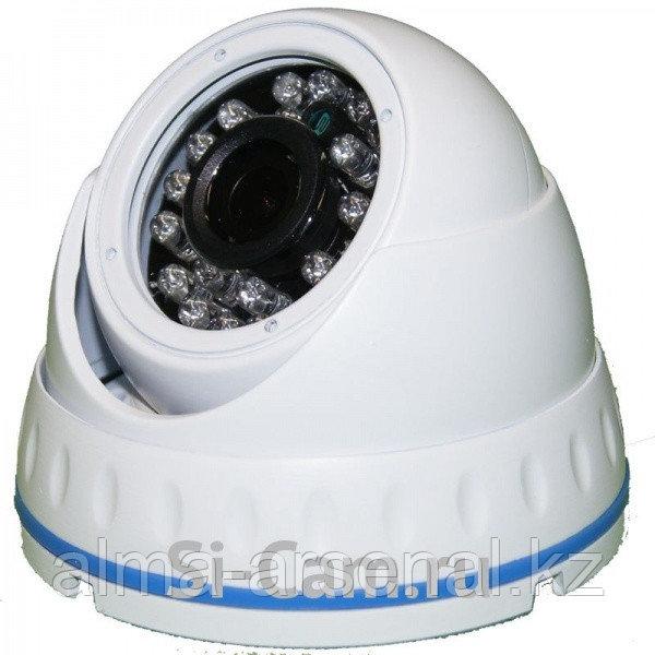 Всепогодная купольная видеокамера SC-H132F IR