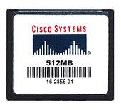 Cisco ASA 5500 Series Compact Flash, 512MB
