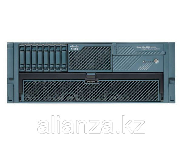 Cisco ASA 5580-20 Appliance with 8 GE, Dual AC, 3DES/AES