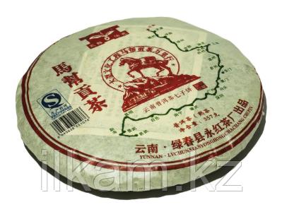 Чай пуэр Yunnan, 357 г, фото 2