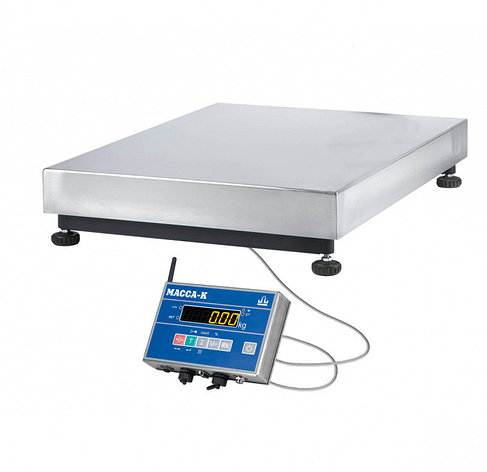 Весы товарные TB-М-150.2- AB (RUEW) -1 20/50  г , 150 кг, фото 2