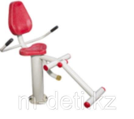 Уличный тренажер Упражнения для ног