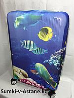 Чехол на большой дорожный чемодан.Высота 73 см, длина 48 см, ширина 28 см., фото 1