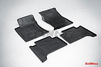 Резиновые коврики для Toyota Land Cruiser Prado 120 2002-2009, фото 1