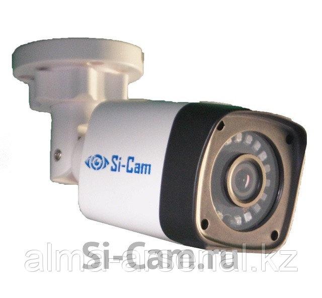 Цилиндрическая уличная AHD видеокамера SC-HS201FP IR