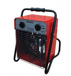 Электрические теплогенераторы и тепловентиляторы