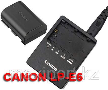 Canon Lc-e6 зарядка для Lp-e6 батареи