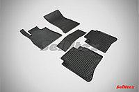 Резиновые коврики для Mercedes-Benz S-Class W222 2013-н.в.
